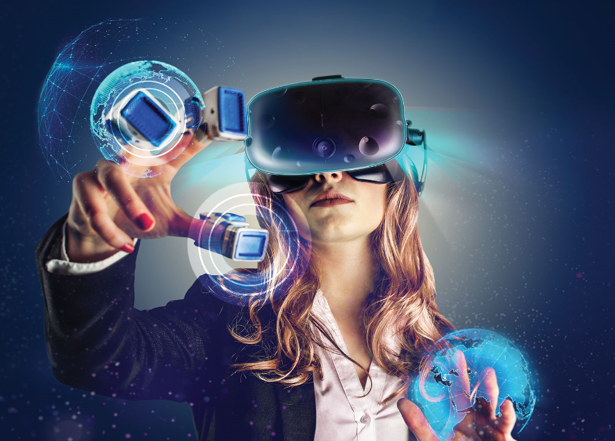 Development Centres powered by Virtual Reality