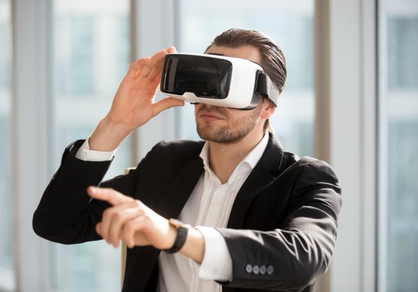 VR Leadership Development