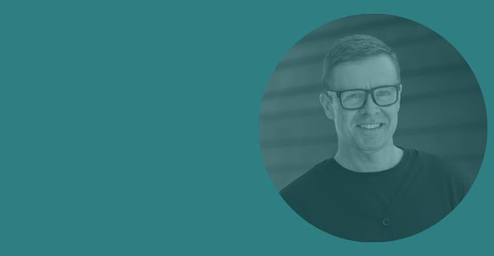 Meet Colin Hunter – CEO at P2